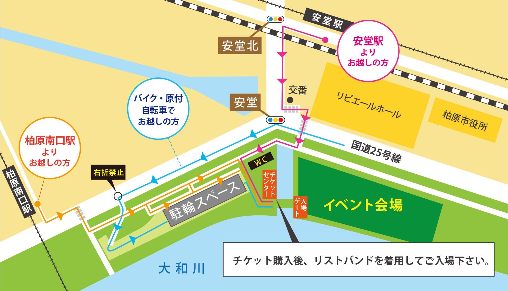 経路マップ